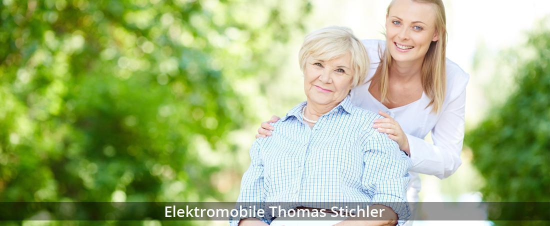 Elektromobile Bad Rappenau - Elektromobile Thomas Stichler: Seniorenmobile, Rollstühle